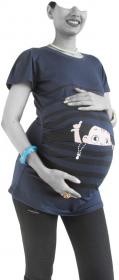 تیشرت بارداری ملیکا ملانژ [8299]