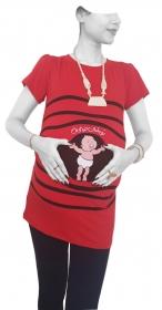 تیشرت بارداری مامان خودمی [8370]