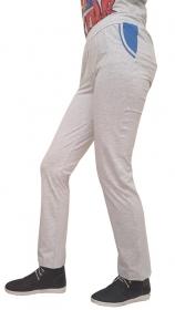 شلوار ملانژ جیب رنگی[2112]